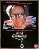 Pink Cadillac - British DVD movie cover (xs thumbnail)