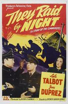 They Raid by Night - Movie Poster (xs thumbnail)