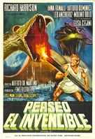 Perseo l'invincibile - Argentinian Movie Poster (xs thumbnail)