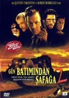 From Dusk Till Dawn 2: Texas Blood Money - Turkish DVD cover (xs thumbnail)