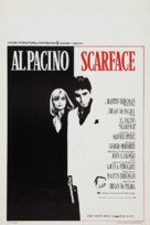 Scarface - Belgian Movie Poster (xs thumbnail)