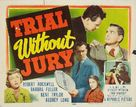 Trial Without Jury - Movie Poster (xs thumbnail)