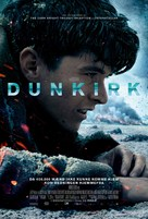 Dunkirk - Danish Movie Poster (xs thumbnail)