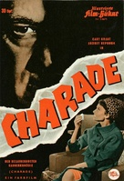 Charade - German poster (xs thumbnail)