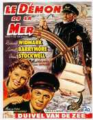Down to the Sea in Ships - Belgian Movie Poster (xs thumbnail)