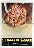Blood Beach - Italian Movie Poster (xs thumbnail)
