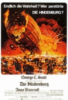 The Hindenburg - German Movie Poster (xs thumbnail)