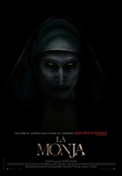 The Nun - Spanish Movie Poster (xs thumbnail)