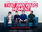 That Awkward Moment - British Movie Poster (xs thumbnail)