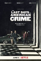 The Last Days of American Crime - Movie Poster (xs thumbnail)