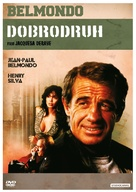Marginal, Le - Czech DVD cover (xs thumbnail)