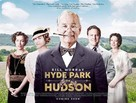 Hyde Park on Hudson - British Movie Poster (xs thumbnail)