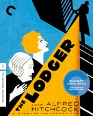 The Lodger - Blu-Ray movie cover (xs thumbnail)