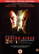 Taking Sides - British DVD movie cover (xs thumbnail)