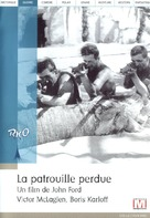 The Lost Patrol - French Movie Cover (xs thumbnail)