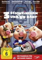 Unstable Fables: 3 Pigs & a Baby - German Movie Cover (xs thumbnail)