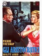 Les aristocrates - Italian Movie Poster (xs thumbnail)