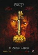 1408 - Italian Advance movie poster (xs thumbnail)