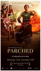 Parched - British Movie Poster (xs thumbnail)