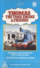 """Thomas the Tank Engine & Friends"" - Australian VHS movie cover (xs thumbnail)"