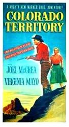 Colorado Territory - Movie Poster (xs thumbnail)