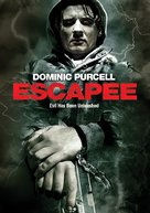 Escapee - DVD cover (xs thumbnail)