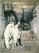 Porte des Lilas - French Movie Poster (xs thumbnail)