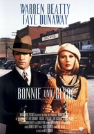 Bonnie and Clyde - German Movie Poster (xs thumbnail)