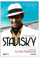 Stavisky... - Spanish Movie Cover (xs thumbnail)