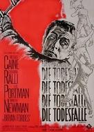 Deadfall - German Movie Poster (xs thumbnail)