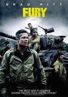 Fury - DVD movie cover (xs thumbnail)