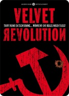 Velvet Revolution - German poster (xs thumbnail)