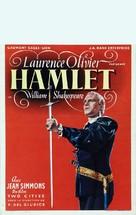 Hamlet - Belgian Movie Poster (xs thumbnail)