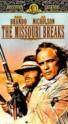 The Missouri Breaks - Movie Cover (xs thumbnail)