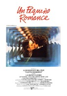 A Little Romance - Spanish Movie Poster (xs thumbnail)