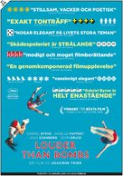 Louder Than Bombs - Swedish Movie Poster (xs thumbnail)
