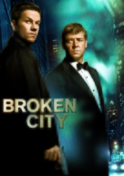 Broken City - Czech Movie Poster (xs thumbnail)
