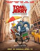 Tom and Jerry - New Zealand Movie Poster (xs thumbnail)