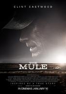 The Mule - Lebanese Movie Poster (xs thumbnail)