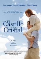 The Glass Castle - Argentinian Movie Poster (xs thumbnail)