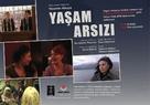 Yasam arsizi - Turkish Movie Poster (xs thumbnail)