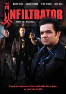 The Infiltrator - DVD movie cover (xs thumbnail)