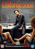 """Californication"" - British DVD cover (xs thumbnail)"