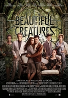 Beautiful Creatures - Swedish Movie Poster (xs thumbnail)