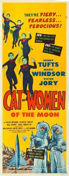 Cat-Women of the Moon - Movie Poster (xs thumbnail)