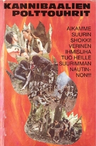 Cannibal Holocaust - Finnish VHS movie cover (xs thumbnail)
