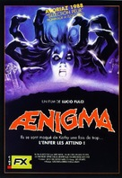 Aenigma - French DVD movie cover (xs thumbnail)