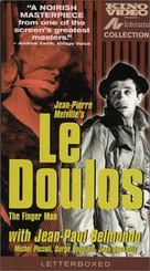 Le doulos - VHS movie cover (xs thumbnail)