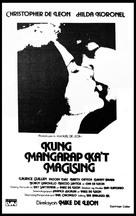 Kung mangarap ka't magising - Philippine poster (xs thumbnail)