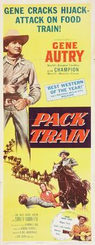 Pack Train - Movie Poster (xs thumbnail)